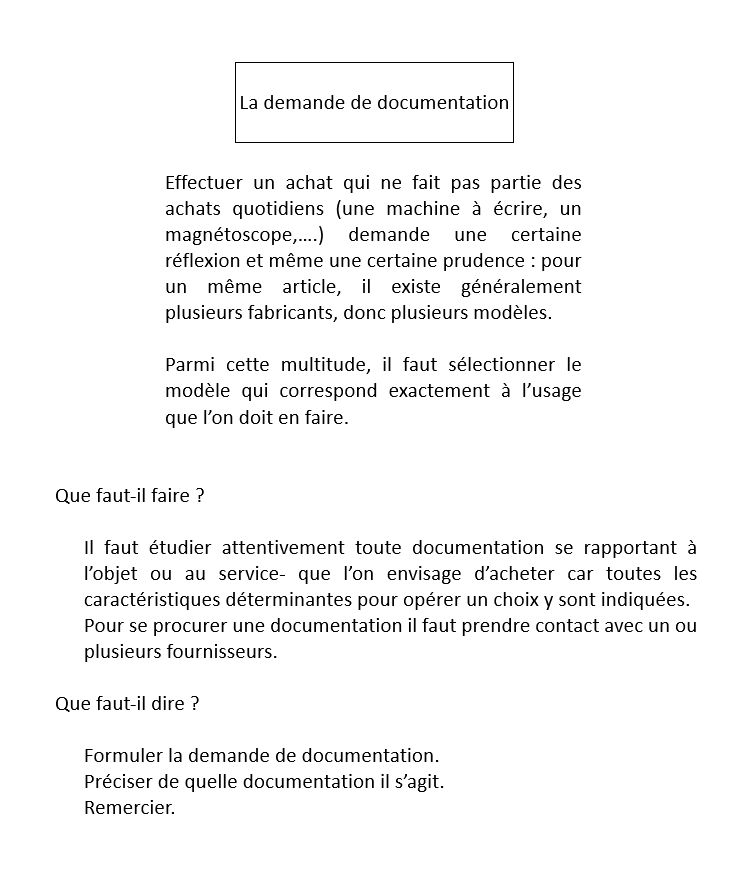 resultat documentation