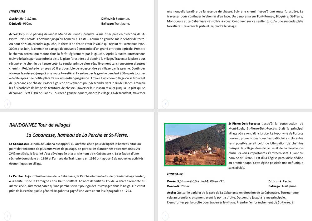 Exercice word: Mis een page d'un document long simple - 02
